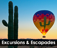 Excursions et escapades